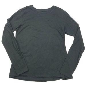 The Nike Shirt Athletic Cut Black Long Sleeve L